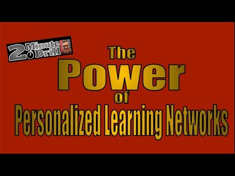 The Power of  Personalized Learning Networks