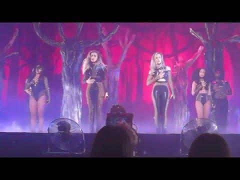 Little Mix - Lightning - Birmingham - Get Weird