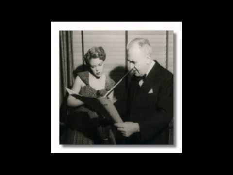 Beethoven violin concerto Walter Camilla Wicks