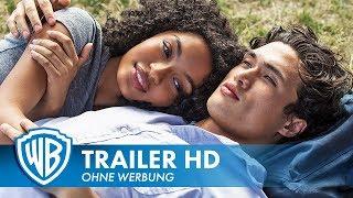 THE SUN IS ALSO A STAR: EIN EINZIGER TAG FÜR DIE LIEBE - Trailer #1 Deutsch HD German (2019)