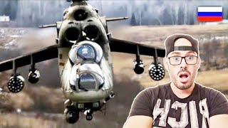 REACTION to Mil Mi-35P Attack Helicopter ( Variant 2019 - \