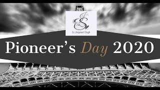 Pioneer's Day 2020  24th July 2020  Indian Pioneer's Revolution in Technology Er. Jaspreet Singh