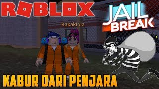 On the run from Prison!? Indonesia-Roblox