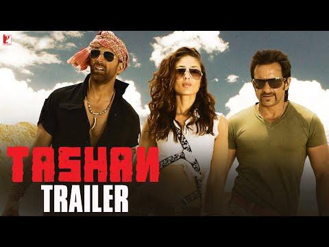 Tashan   Official Trailer   Akshay Kumar   Saif Ali Khan   Kareena Kapoor