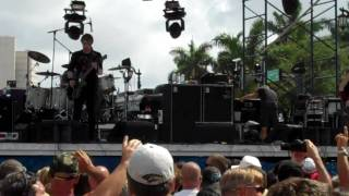 Sick Puppies at Sunfest - You