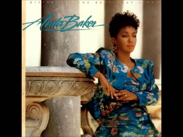 Anita Baker- Giving You The Best That I Got