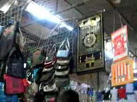 Dordoi Bazaar in Bishkek