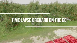 Time lapse Orchard On the Go!