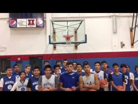 Madras High School Boys Basketball