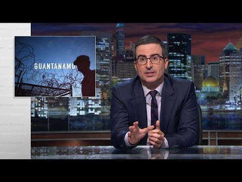 Видео, Guantnamo Last Week Tonight with John Oliver HBO