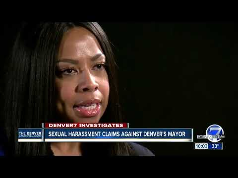 Denver Mayor Michael Hancock apologizes after police detective accuses him of sexual harassment
