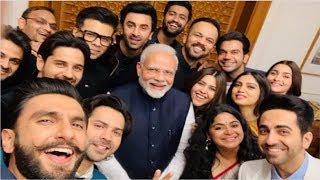 Baixar Bollywood Celebrities MEET PM Narendra Modi | Alia, Ranveer, Ranbir, Varun