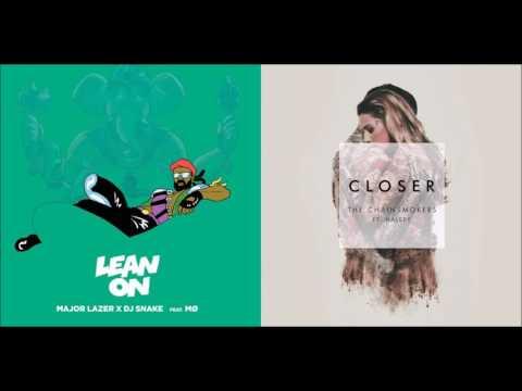 Major Lazer, DJ Snake & MØ vs. The Chainsmokers & Halsey - Lean on/Closer
