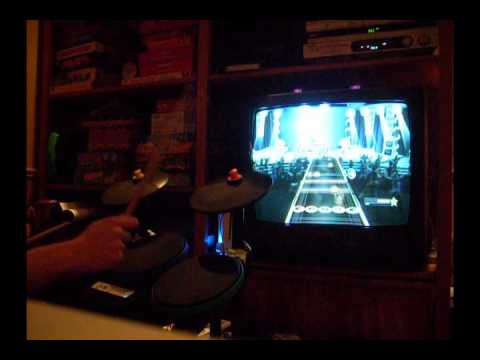 Band Hero - Wii - Bring me to life Drum expert 98% 5 stars
