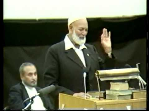 Christianity And Islam - A Lecture in Geneva, Switzerland - Sheikh Ahmed Deedat