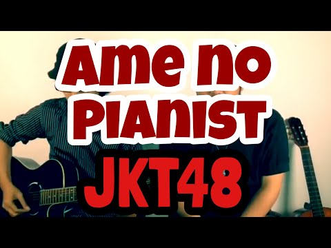 Ame no Pianist - The Goddamn VVota ( JKT48 cover )
