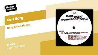 Carl Borg - Hazy Small Hours