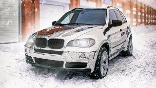 BMW X5 - ПЛЁНКА за 50.000 руб