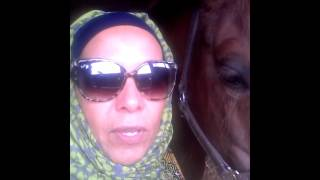 Ramadan Get Ready-Horse Riding is Sunnah -Karimahs Cuisina