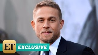 EXCLUSIVE: Charlie Hunnam Reveals How He Keeps Romance 'Consistent' With Girlfriend of 10 Years