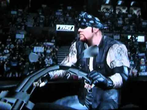 wwe smack down undertaker dead man walking - YouTube