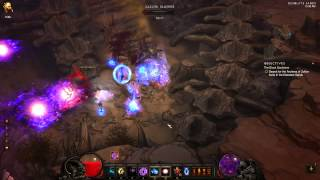 Diablo 3 Treasure Goblin Farm Spot - East Fast Inferno Farming - Act 2 - Guide