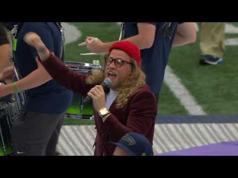 Allen Stone - Warriors (Live at 2018 Special Olympics USA Games Opening Ceremony)