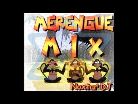 Merengue Mix Bailable - Noxtar DJ