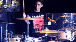 Genson Viloria - Imbue No Kudos - Welcome to Surrender Drum Cover