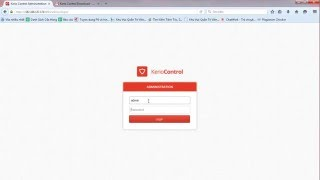 PROJECT 3 How to install Kerio Control in VMWare
