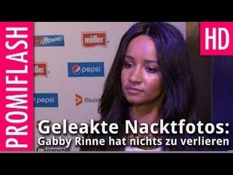 Nackt gaby rinne Gabby Rinne: