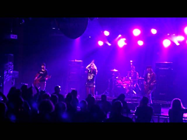 In your groove live at HRH 2015