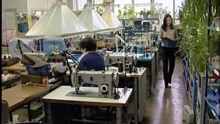 Как научиться шить обувь(Репортаж в программе