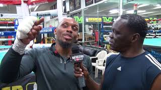 Mayweather Boxing Club on Donald Trump pardoning Jack Johnson