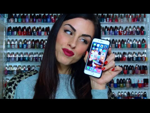 WHAT'S IN MY IPHONE 6? | App nel mio Iphone | mikeligna