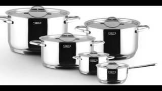 Bộ xoong nồi sử dụng cho bếp điện từ loại nào tốt ?
