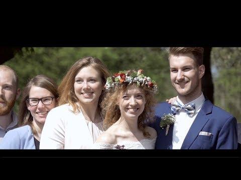 Sina+David: Hochzeitsfilm 06.05.2017 Schwelm