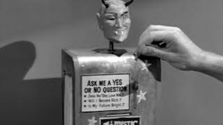 Nick of Time (fortune teller machine) in 6min 40sec