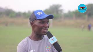 Exclusive: Hearts coach Edward Odoom speaks to Ghanaweb ahead of Kotoko clash