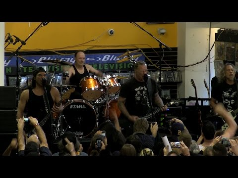 Metallica: Hit the Lights  on Record Store Day 2016
