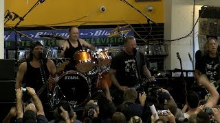 Metallica: Hit the Lights (Live on Record Store Day 2016) YouTube Videos