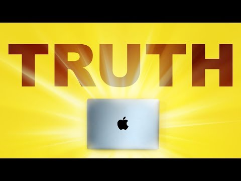 The TRUTH about the 2018 MacBook Pro!