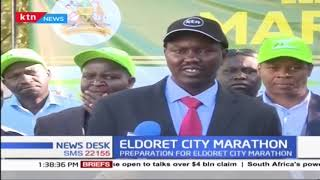 Standard Group PLC is the main sponsor of Eldoret City Marathon | KTN NEWS DESK