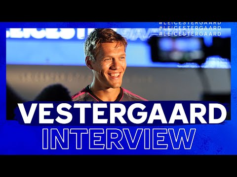 Jannik Vestergaard joins Leicester City from Southampton |  First interview