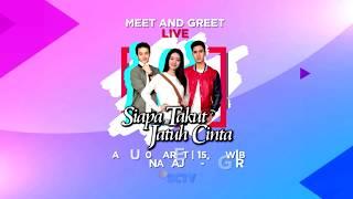 Meet and Greet Siapa Takut Jatuh Cinta di Ramayana Tajur, Bogor!