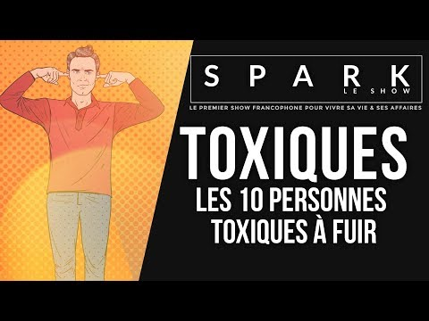"""""""Danger: personnes toxiques - Spark le Show I Franck Nicolas"""