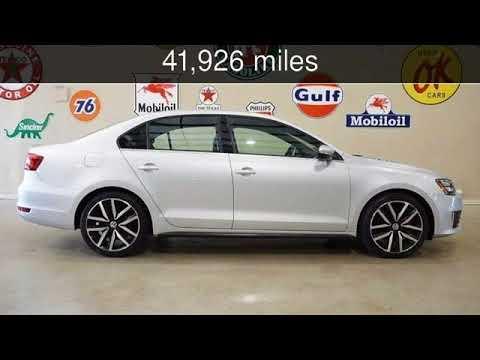 2017 Volkswagen Jetta Gli Autobahn W Nav Used Cars Carrollton Tx 09 25