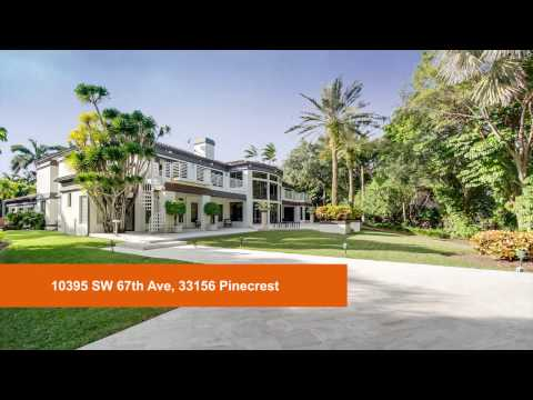 10395 SW 67th Ave, Pinecrest, FL 33156