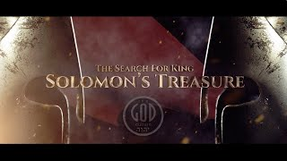 The Search For King Solomon's Treasure Book INTRODUCTION