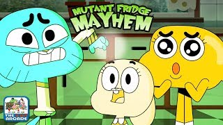 Gumball: Mutant Fridge Mayhem - Vino de la Nevera (Cartoon Network Juegos)
